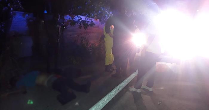 Un hombre murió tras ser atropellado por un vehículo en la carretera Troncal del Norte
