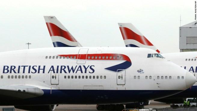 Cancelan vuelos de una aerolínea en Londres por caos en sistemas