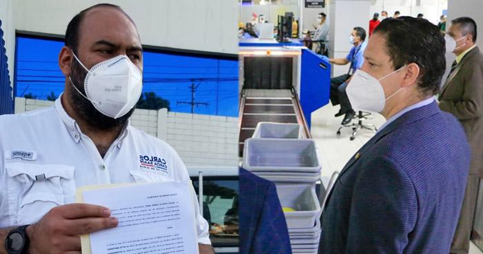 Interpone aviso ante la Fiscalía por no permitir ingreso de salvadoreños que no presentan prueba negativa a COVID-19