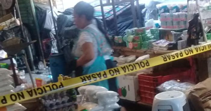Balacera en el centro de San Salvador deja un muerto y un herido de gravedad