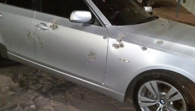 Atacan a balazos vehículo donde se conducía un diputado del FMLN en Usulutan