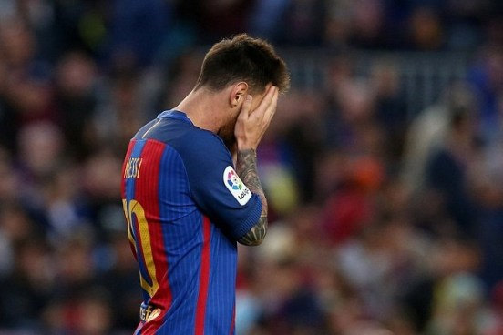Barcelona luchó pero no llego el milagro