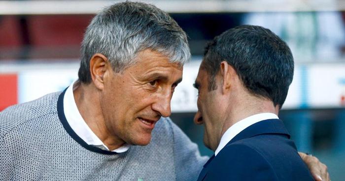 Barcelona: Quique Setién anunciado como nuevo entrenador de los azulgranas