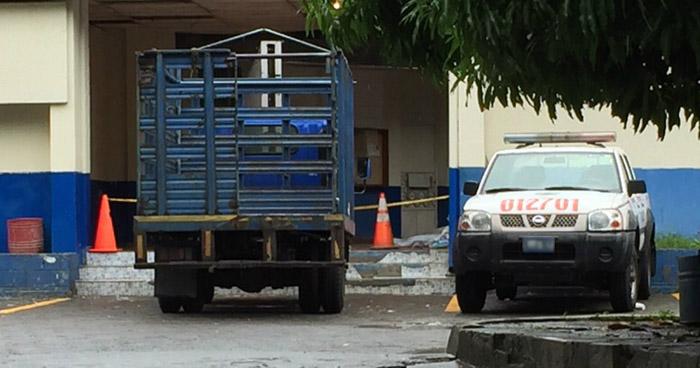 Pandillero asesinado al interior de bartolinas policiales de Colón, La Libertad