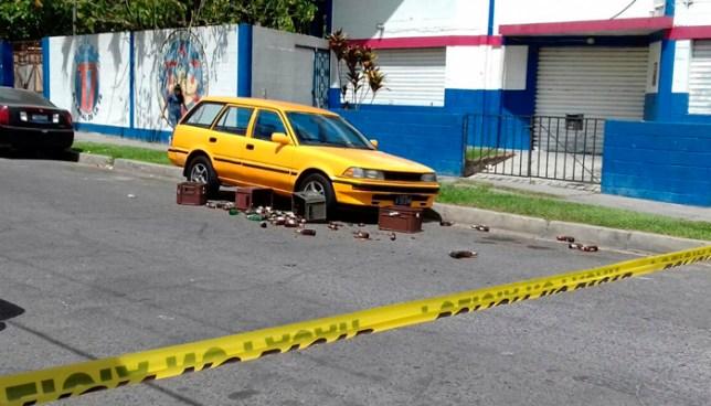 Atacan a balazos y lesionan a trabajador de una empresa de bebidas en la colonia Zacamil