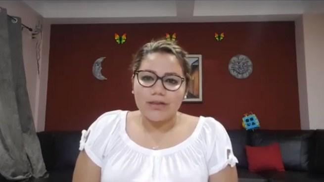 Pareja de Eugenio Chicas rompe el silencio y asegura que han calumniado a su familia