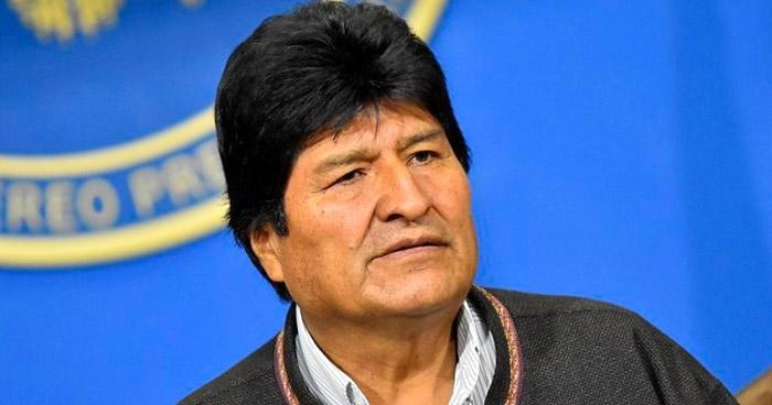 México otorga asilo político a expresidente de Bolivia, Evo Morales