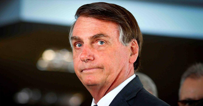 "Presidente de Brasil, Jair Bolsonaro, da negativo a ""Coronavirus"""