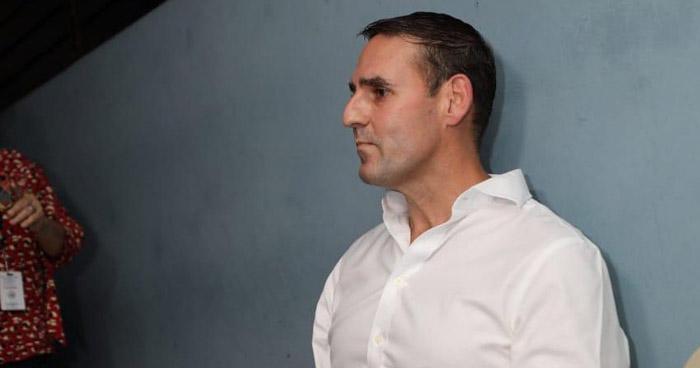 Decretan arresto domiciliar con brazalete electrónico contra Ernesto Muyshondt