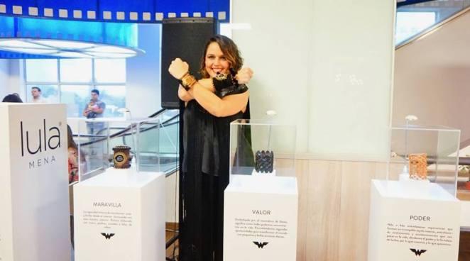 Salvadoreña gana el concurso de Warner Bros