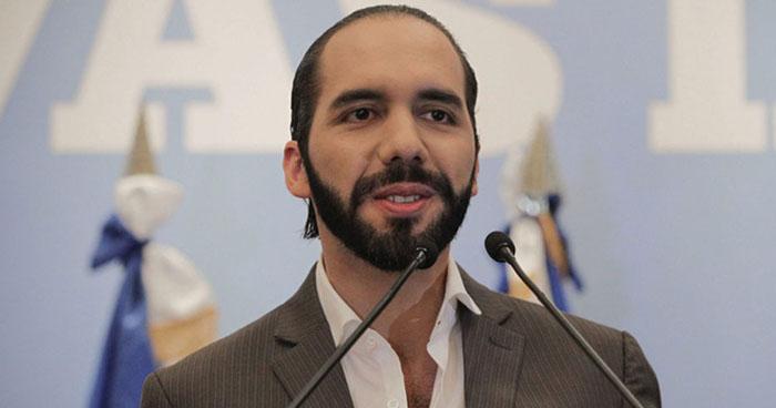 Nayib Bukele ganaría las elecciones presidenciales en primera vuelta, según estudio de la UES