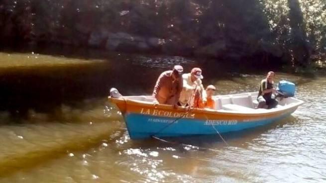 Buscan el cadáver de un joven que se ahogó en el Lago de Güija, Metapán