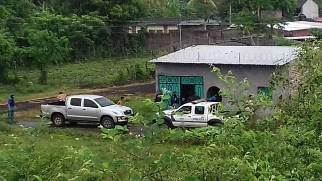 Capturan a pandilleros tras enfrentamiento con la PNC en Santa María, Usulután