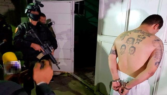 Capturan a falsos empresarios que ayudaban a lavar dinero ilícito de pandillas