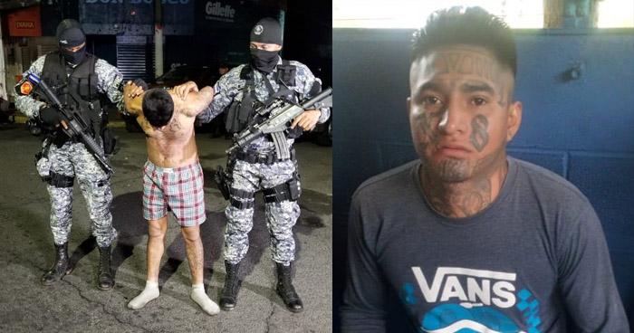Palabrero de la 18 capturado en Ciudad Delgado, ordenaba homicidios y diversidad de actividades ilícitas