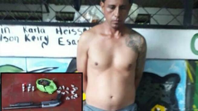 Capturan a cabecilla de pandilla responsable del homicidio de un agente de la PNC