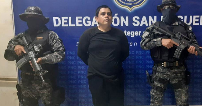 Capturan a corredor de una estructura criminal en el oriente del país