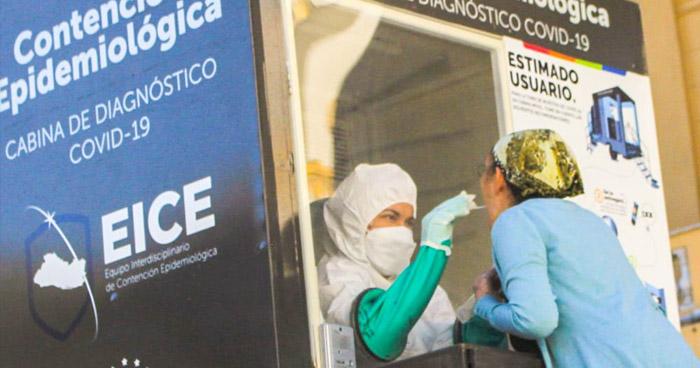 148 nuevos contagios y 4 fallecidos por COVID-19 registrados el domingo
