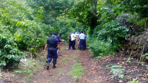 Encuentran cadáver putrefacto en Moncagua San Miguel