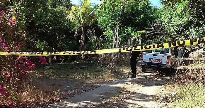 Encuentran el cadáver de un hombre que tenía 3 días de haber sido asesinado en Ahuachapán