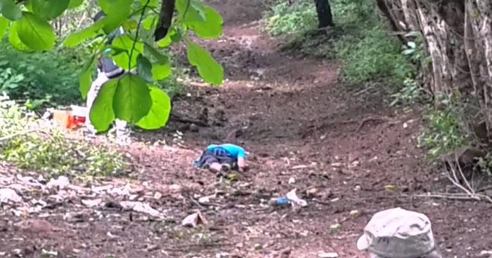 Encuentran cadáver desmembrado de un joven en Concepción Batres, Usulután