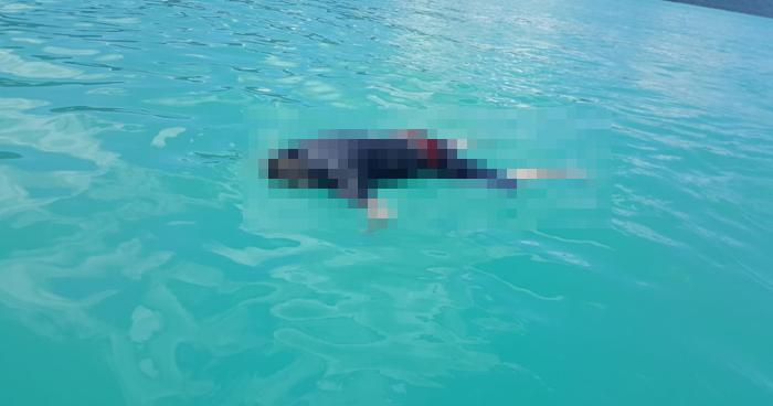Encuentran cadáver de hombre que desapareció en el Lago de Coatepeque