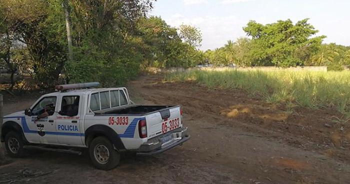 Hallan el cadáver descompuesto de un joven en comunidad La Poza de Usulután