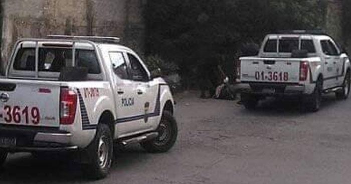 Encuentran un cadáver envuelto en sábanas cerca de un centro escolar en Ciudad Delgado