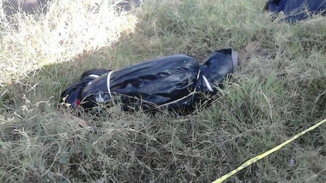 Hallazgo de cadáver embolsado sobre la carretera Troncal del Norte