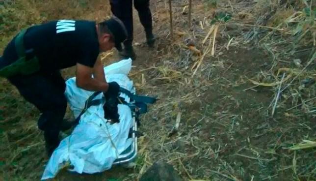 Encuentran y recuperan dos cadáveres, uno en La Libertad y otro en San Miguel