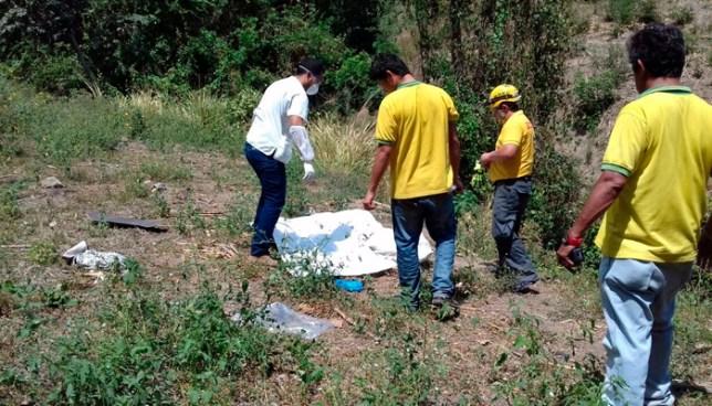 Hallan en Ayutuxtepeque el cadáver de una joven con señales de tortura