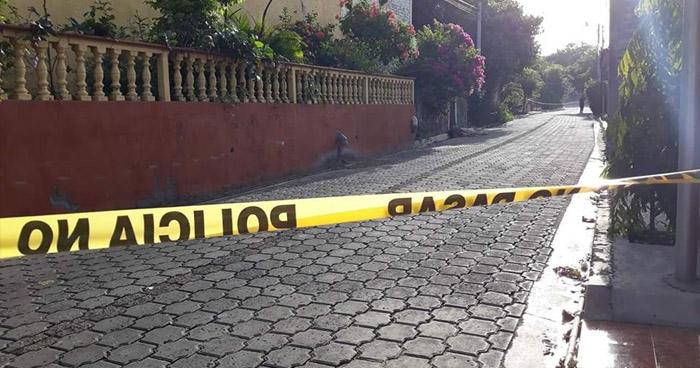 Encuentran el cadáver de un hombre en barrio de Santa Rosa de Lima, La Unión