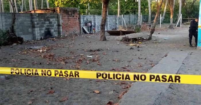 Encuentra cadáver semienterrado en playa Los Blancos, en La Paz