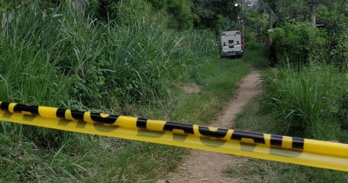 Hallan cadáver calcinado en un terreno de San Ramón en Mejicanos