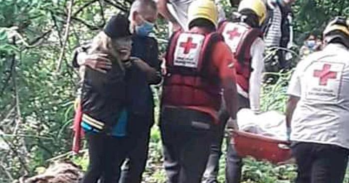 Recuperan cadáver de una mujer en riberas del río San Antonio, La Libertad