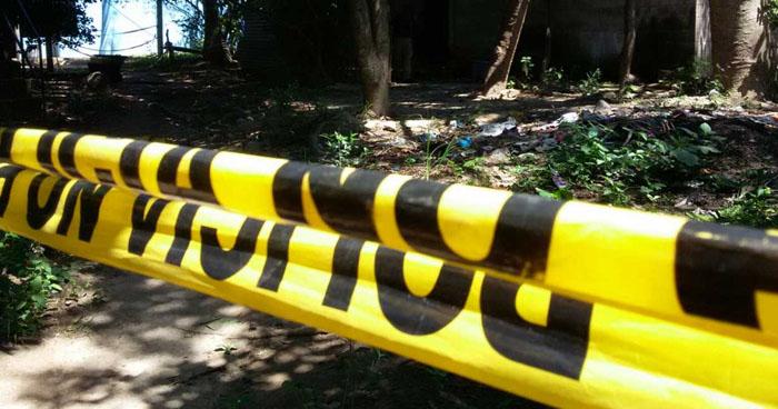 Encuentran cadáver calcinado de una persona en Ahuachapán