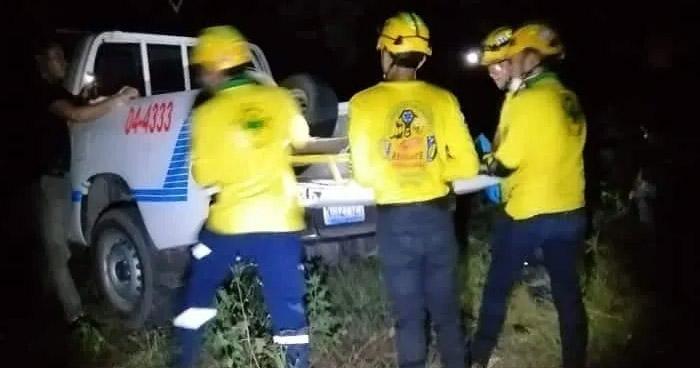 Recuperan cadáver encontrado al interior de un pozo en Quezaltepeque