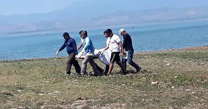 Recuperan cuerpo de pescador ahogado en Río Lempa