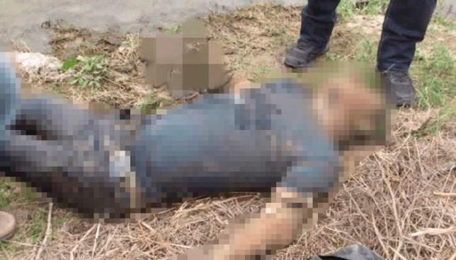 Encuentra el cadáver de un salvadoreño al interior de un río en México