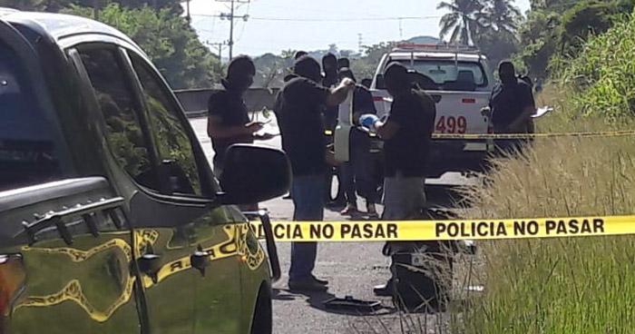 Encuentran el cadáver de un hombre sobre la carretera de San Juan Opico a Quezaltepeque