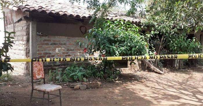 Hallan cadáver de un hombre en una vivienda en San Pablo Tacachico, La Libertad