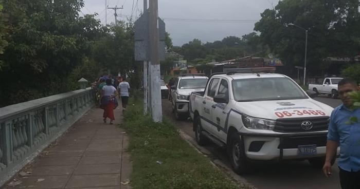 Encuentran cadáver de hombre en río Sensunapán, Sonsonate