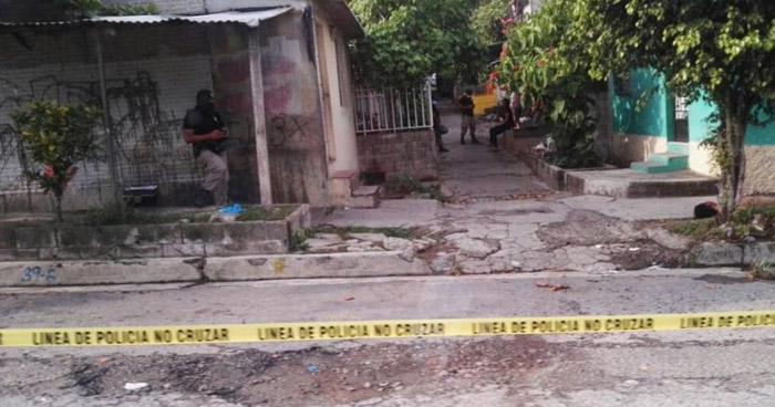 Hallan cadáver putrefacto dentro de una vivienda en Prados de Venecia de Soyapango