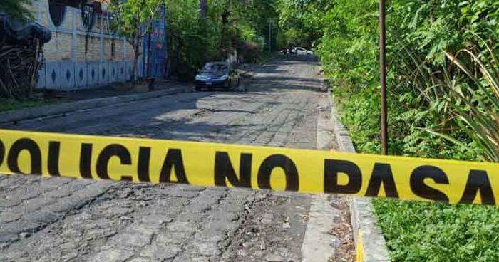 Asesinan a un hombre en Turín, Ahuachapán