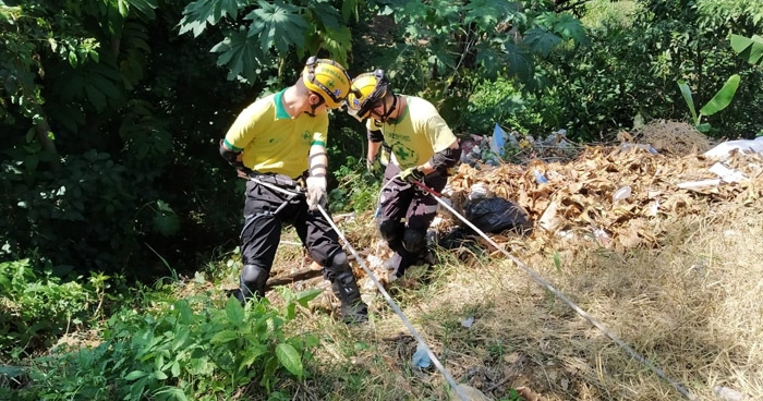 Encuentran cadáver de un hombre con las manos atadas en la espalda en Apopa