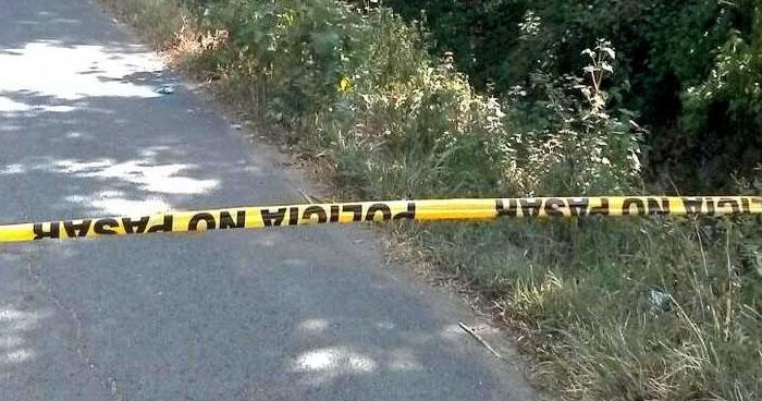 Hallan cuerpo sin vida de una mujer en Zacatecoluca, La Paz