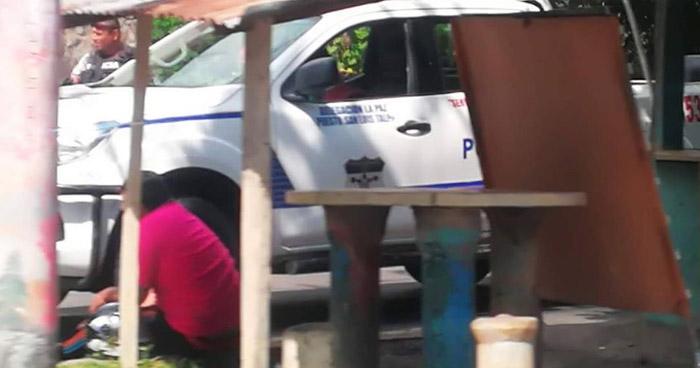 Encuentran cadáver de hombre al interior de una vivienda en Zacatecoluca