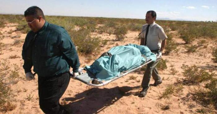 Encuentran cadáveres de 43 migrantes en frontera de EE.UU.