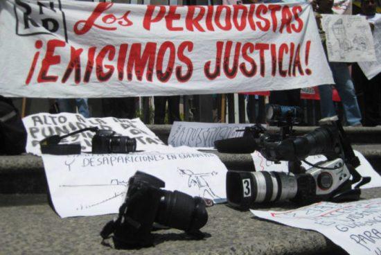 Encuentran calcinado a Salvador Adame el séptimo periodista asesinado en México