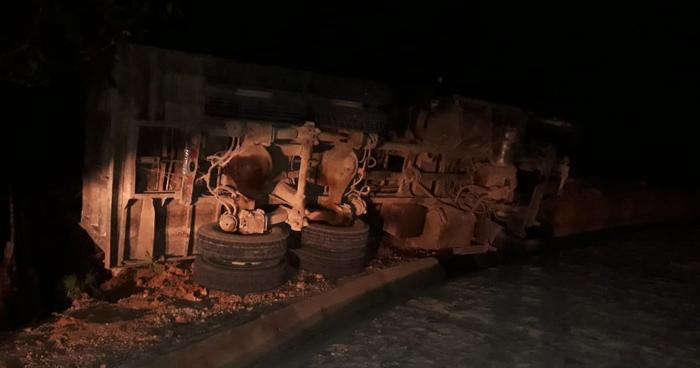 Un fallecido y dos lesionados tras accidente de transito en Perquín, Morazán